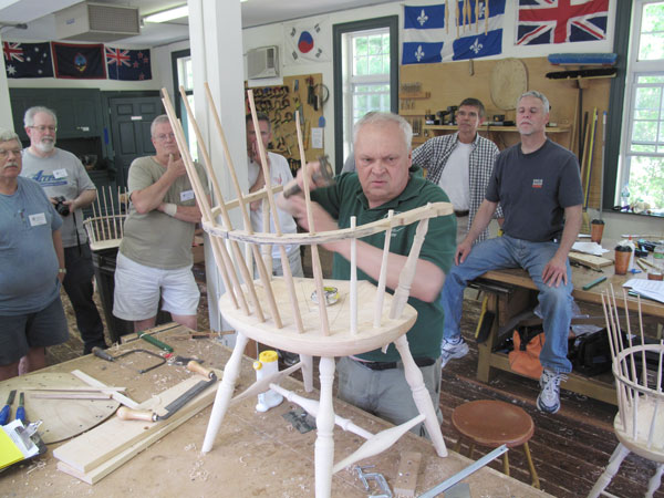 Mike Dunbar: Chairmaker and Presidential Kingmaker?