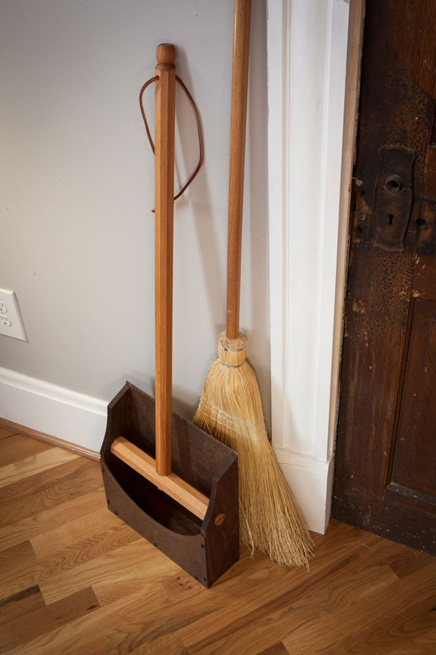 Coming Soon: A Handmade Dustpan - Popular Woodworking Magazine