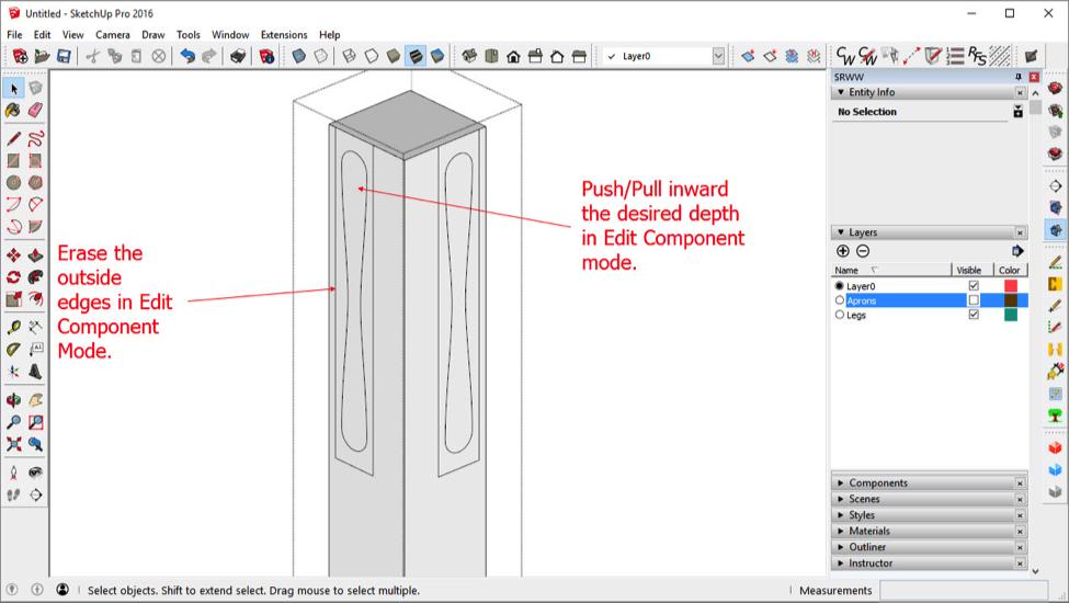shaped-tenon-in-sketchup-2