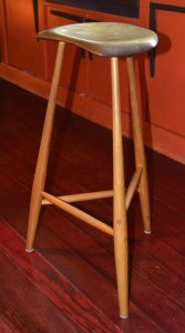 Esherick 3 legged stool