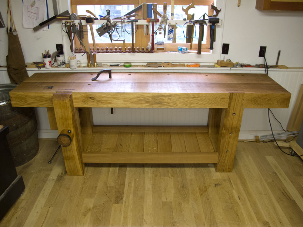 ... Batten – a Great Workbench Trick - Popular Woodworking Magazine