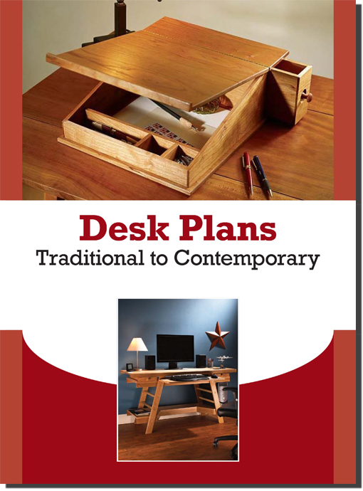How to Build a Desk: A Free Ebook - Popular Woodworking Magazine