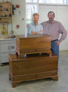 Congrats to Glen Huey, Editor, American Woodworker