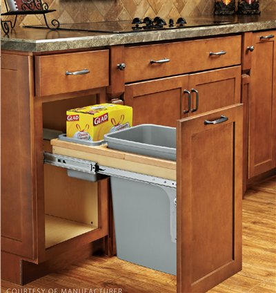 Woodworking Tool News Hide Your Trash Can Popular