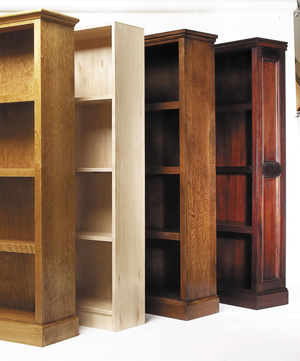 Learn how to build a bookcase with this free download from popularwoodworking.com.