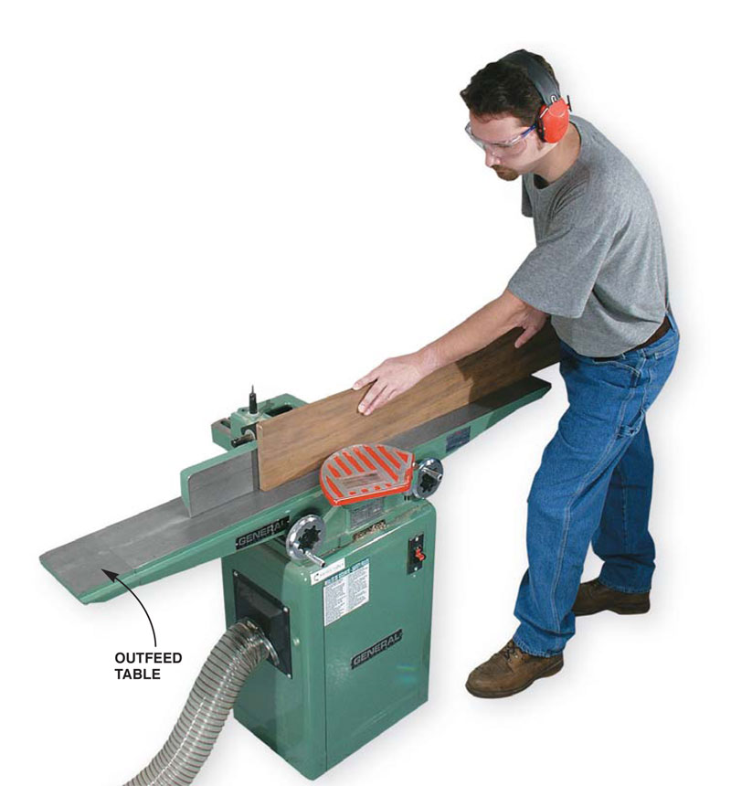 Jointer Quandary - Popular Woodworking Magazine