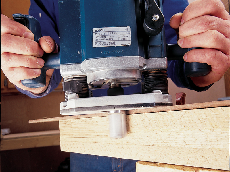 Woodworking Router Ebook - DIY Woodworking Projects