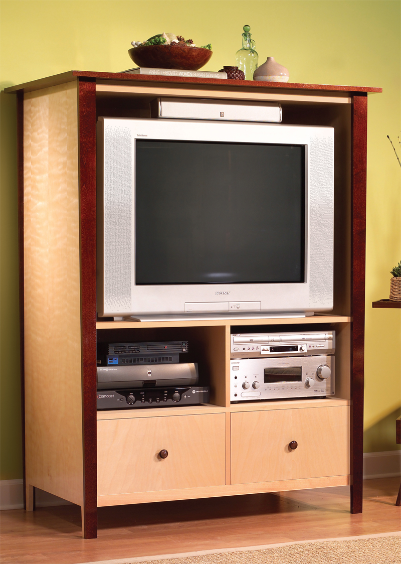 How to Build a TV Cabinet on a Budget: DIY Project Tutorial