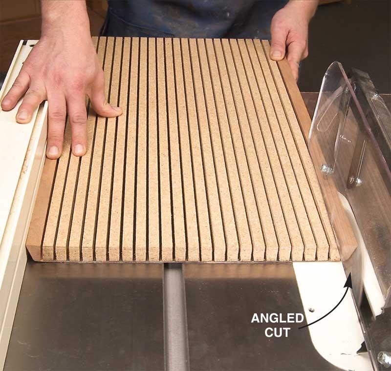Plastic Door Strips >> How to Make Curved Doors: A Free DIY Curved Door Plan
