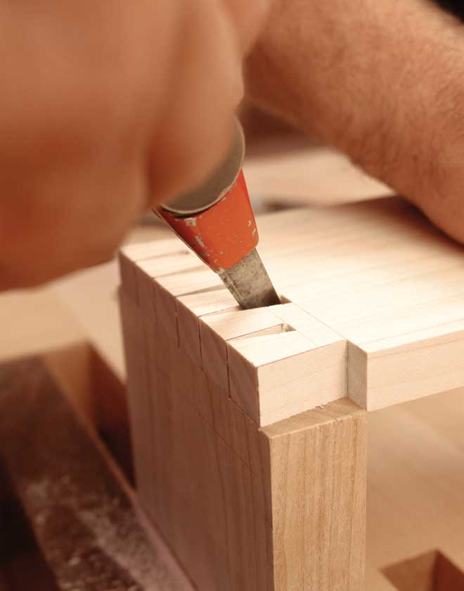 houndstooth dovetails