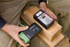 acclimating wood