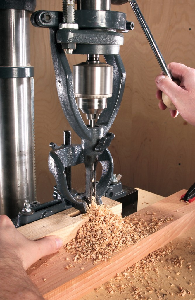 How To Do Mortising On A Drill Press Diy Mortising Guide