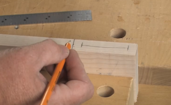 how to cut deep mortise with router