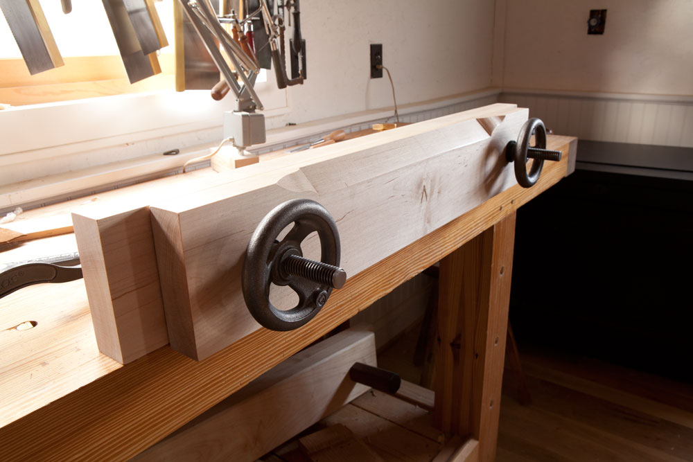 My Benchcrafted Moxon Vise Popular Woodworking Magazine