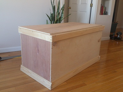 Adaptive Furniture Design Tool Chest Becomes Entry Bench