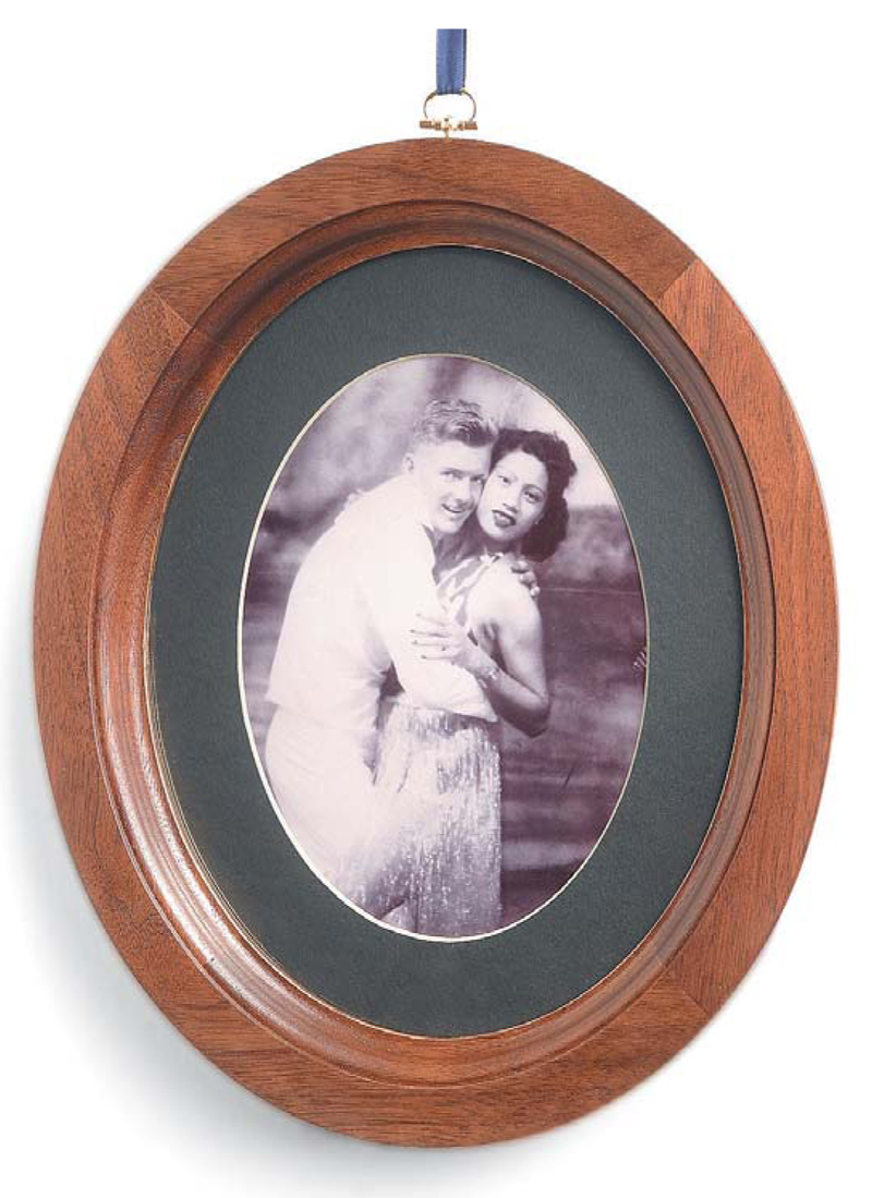 Oval Picture Frames - Popular Woodworking Magazine