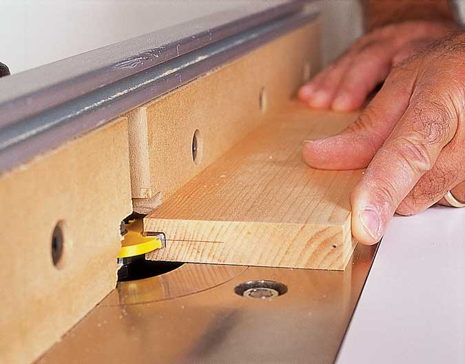 slot cutter tongue and groove