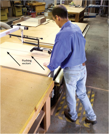 Safety First Second And Third Table Saw Safety Rules By Marc Adams