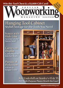 December 2013 Issue Popular Woodworking