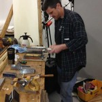 Raney Nelson of Daed Toolworks