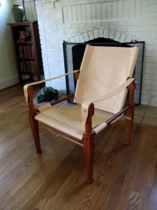 Roorkhee Chair: First Look