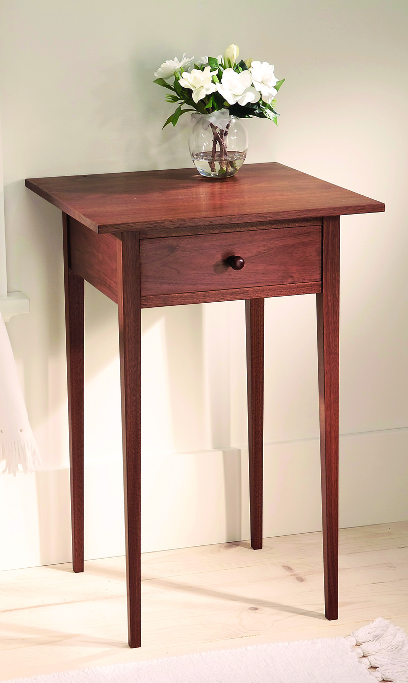 Shaker Table - Popular Woodworking Magazine