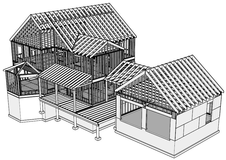 Why use sketchup for woodworkers for Sketchup design
