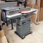 Small jointer