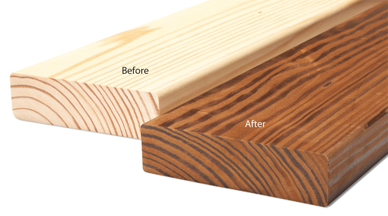 Thermally Modified Wood - Popular Woodworking Magazine
