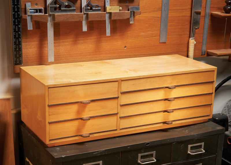 Small Tools Cabinet - Popular Woodworking Magazine