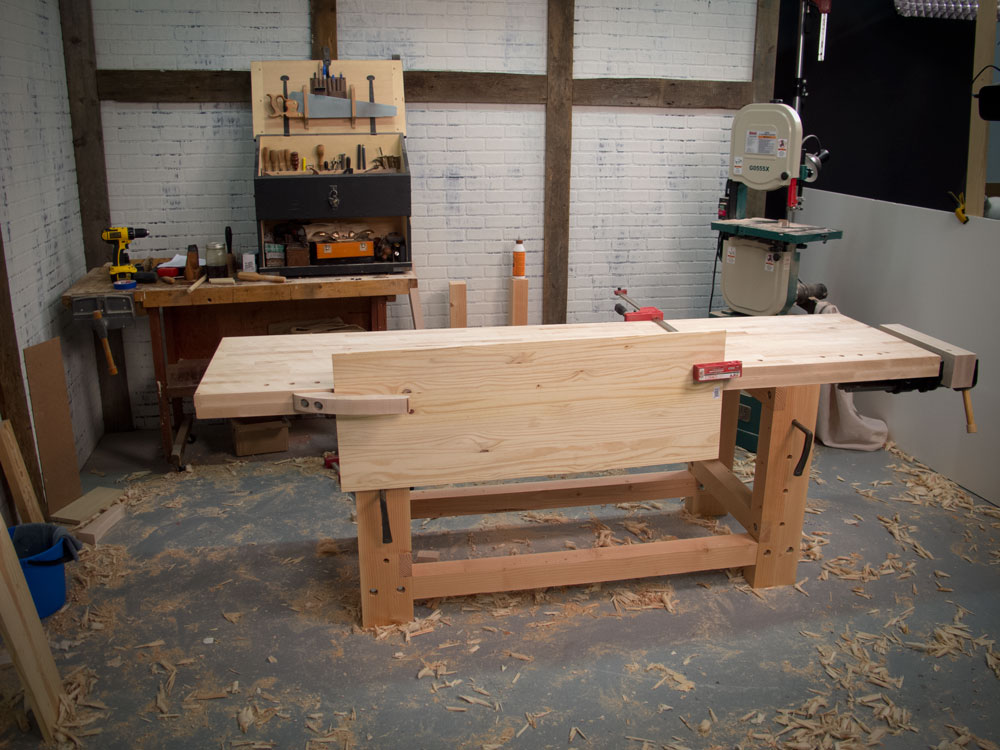 Notes on the Two-day Workbench - Popular Woodworking Magazine