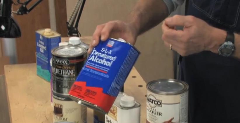 wood-finishing-tips-alcohol