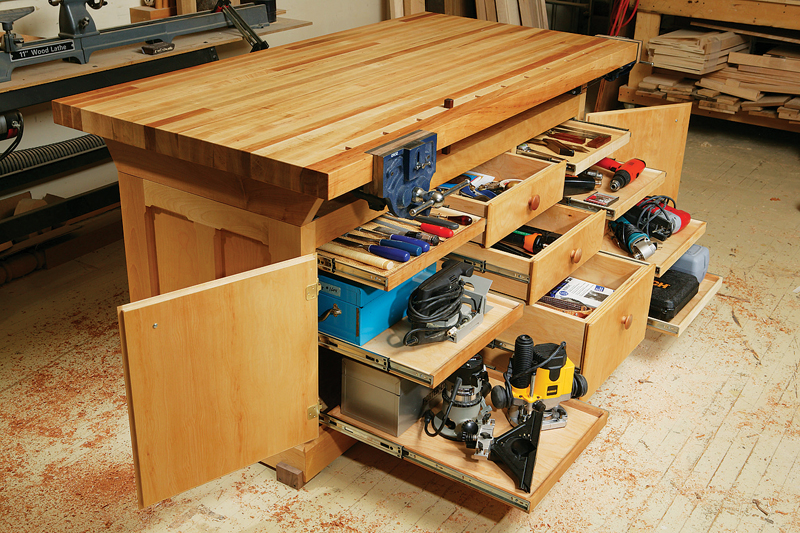 Woodworking table plans 00